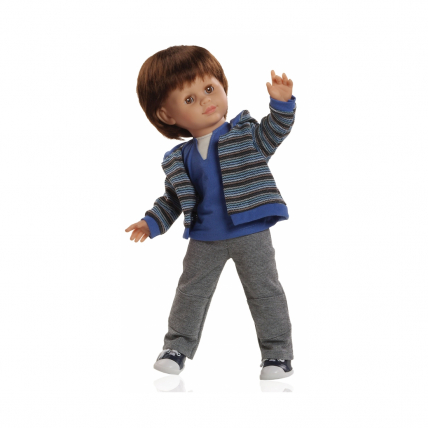 Кукла Every Girl Унай, 47 см