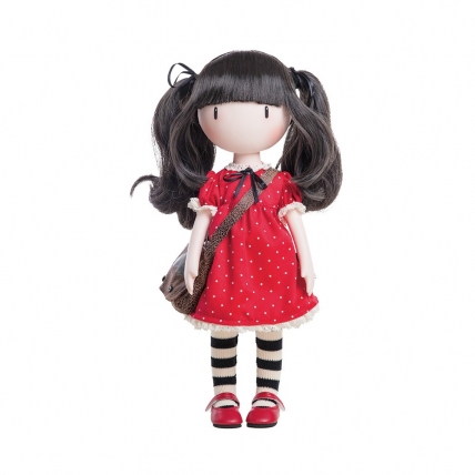 Кукла Горджусс «Рубин», 32 см