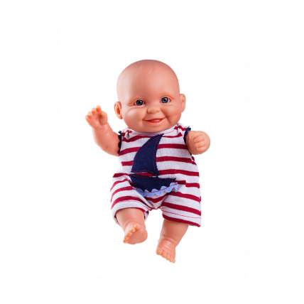 Кукла-пупс Грег, европеец, 22 см
