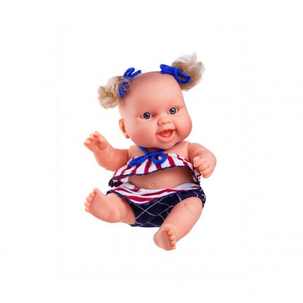 Кукла-пупс Люсия, европейка, 22 см