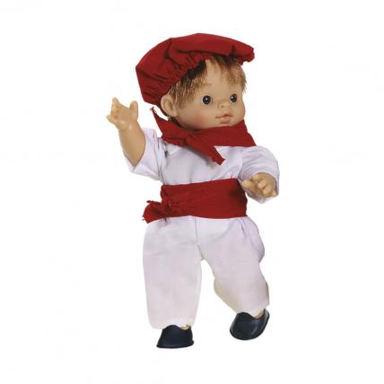 Кукла-пупс баск, 21см