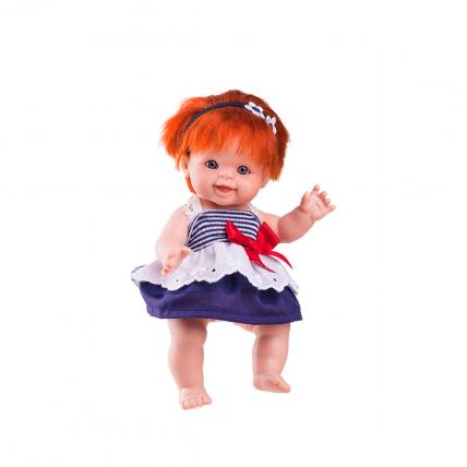 Кукла Инэс, европейка, 21 см