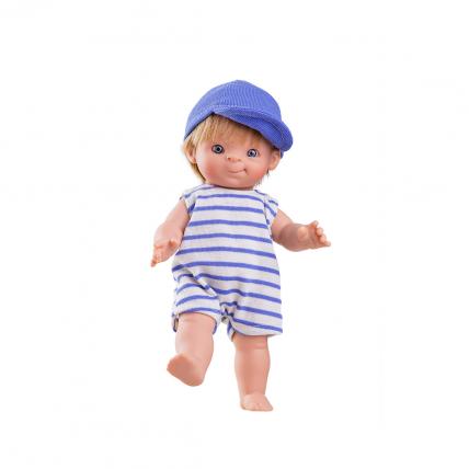 Кукла Федель, европеец, 21 см