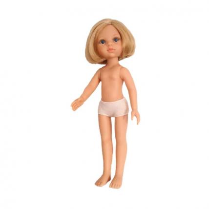 Кукла без одежды Даша, с каре, 32 см