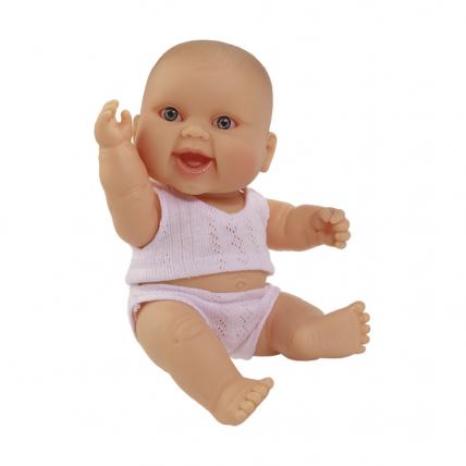Кукла-пупс в нижнем белье, европеец, 22 см, в пакете