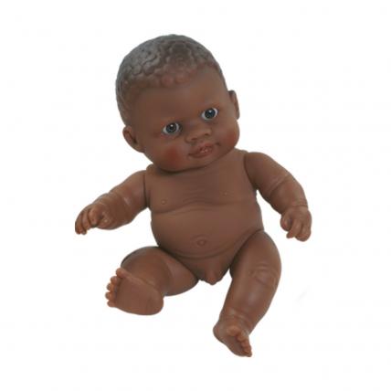 Кукла пупс мулат, 22 см