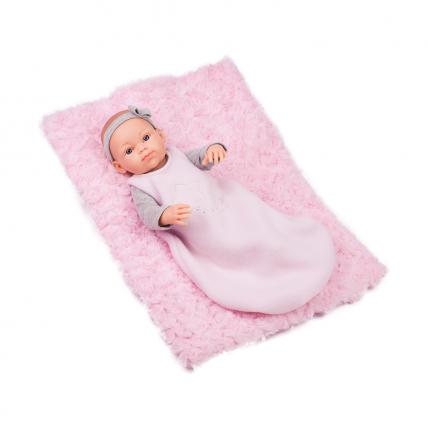 Кукла Бэби в конверте с ковриком, 32 см