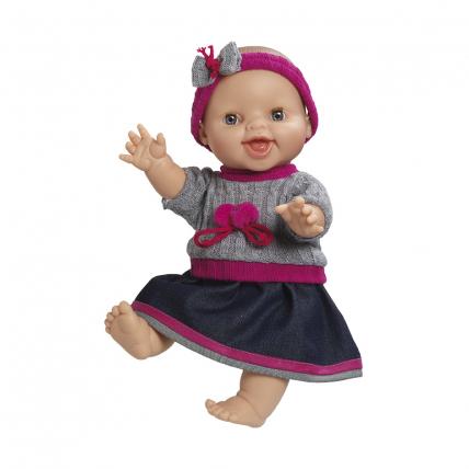 Одежда свитер и платье для куклы Горди, 34 см