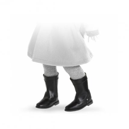 Сапоги на липучке, для кукол 42 см