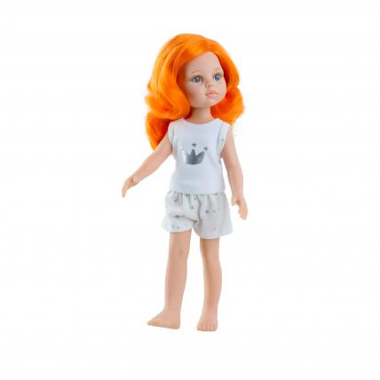 Кукла Сусана в пижаме, 32 см