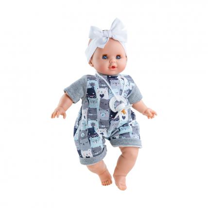 Кукла Соня с бантом, 36 см, озвученная