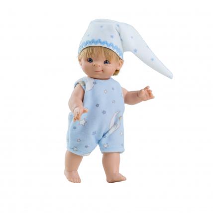 Кукла-пупс Феликс, европеец, 21 см