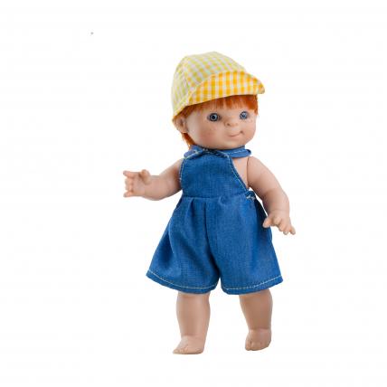 Кукла-пупс Феде, европеец, 21 см