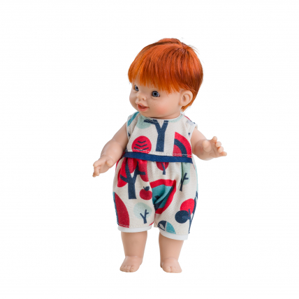 Одежда для куклы пупса Фабиан, 21 см, европеец
