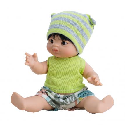 Одежда для куклы пупса Фермин, 21 см, азиат