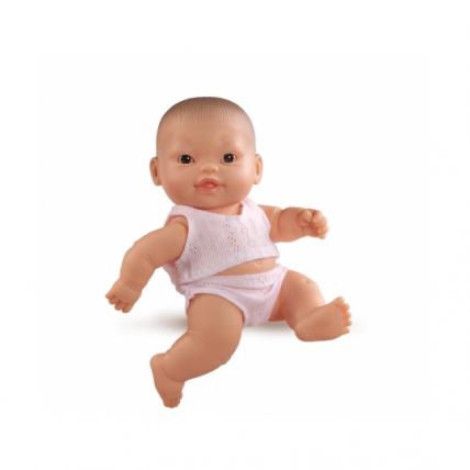 Кукла пупс в нижнем белье, азиатка, 22 см, в пакете