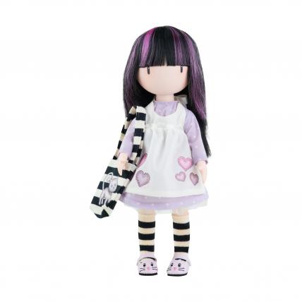 Кукла Горджусс Высокие хвостики, 32 см