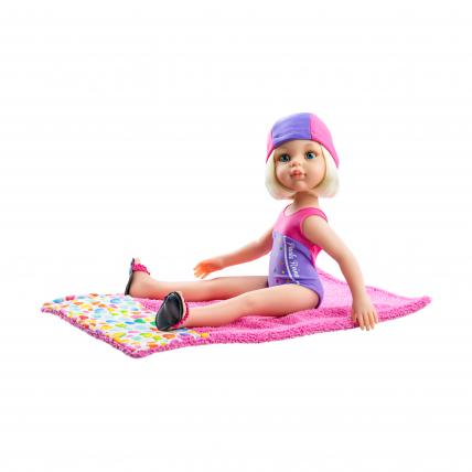 Одежда для куклы Клаудии пловчихи, 32 см
