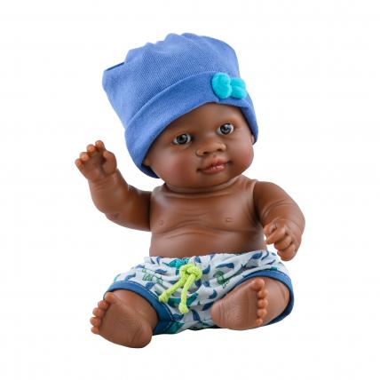 Одежда для куклы-пупса Олмо, мулат, 22 см
