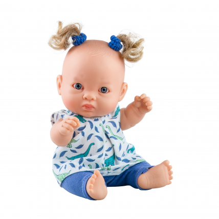 Одежда для куклы-пупса Ханы, 22 см