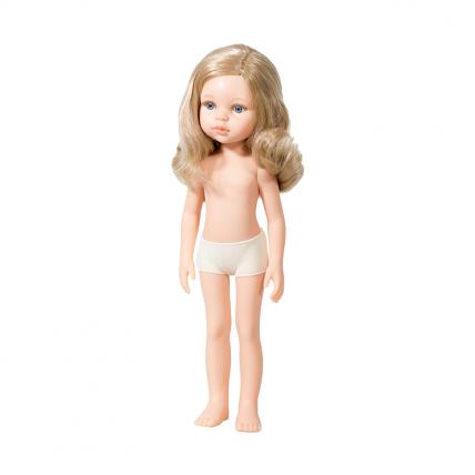 Кукла без одежды Карла, 32 см