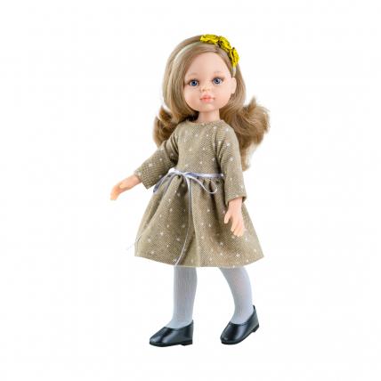 Кукла Карла, 32 см