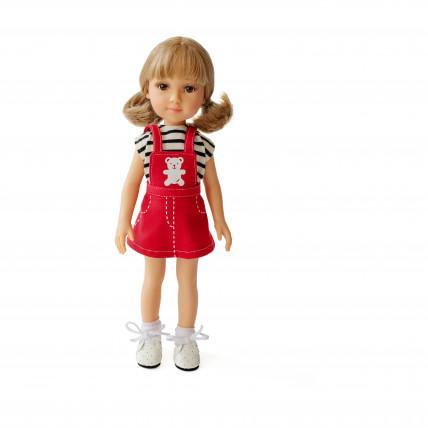 Кукла Бланка с карэ, 32 см