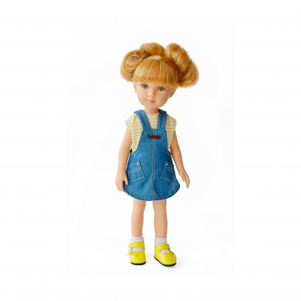 Кукла Марита в сарафане, 32 см