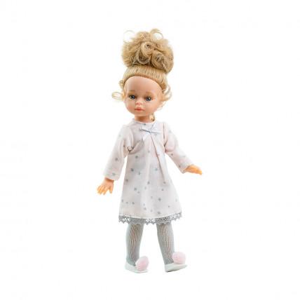 Кукла Марина в домашней одежде, 21 см